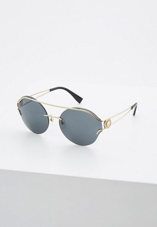 Очки солнцезащитные Versace Versace VE110DWZAY51 солнцезащитные очки versace ve 4237b