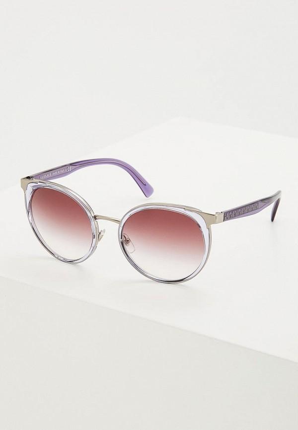 Очки солнцезащитные Versace Versace VE110DWZAY53 очки солнцезащитные versace versace ve110dwhgg40