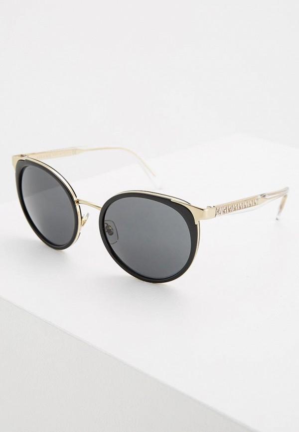 Очки солнцезащитные Versace Versace VE110DWZAY54 цены онлайн