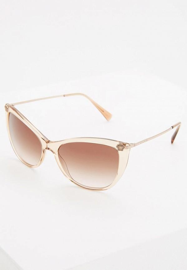 Очки солнцезащитные Versace Versace VE110DWZAY59 цены онлайн