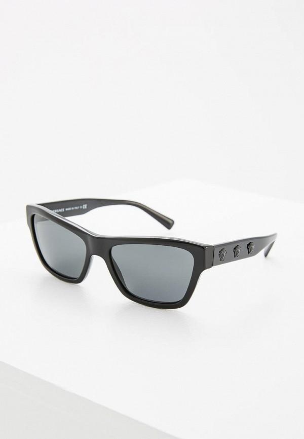 Очки солнцезащитные Versace Versace VE110DWZAY61 цены онлайн