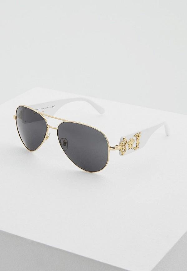 Очки солнцезащитные Versace Versace VE110DWZKC26 очки солнцезащитные versace versace ve110dwhgg40