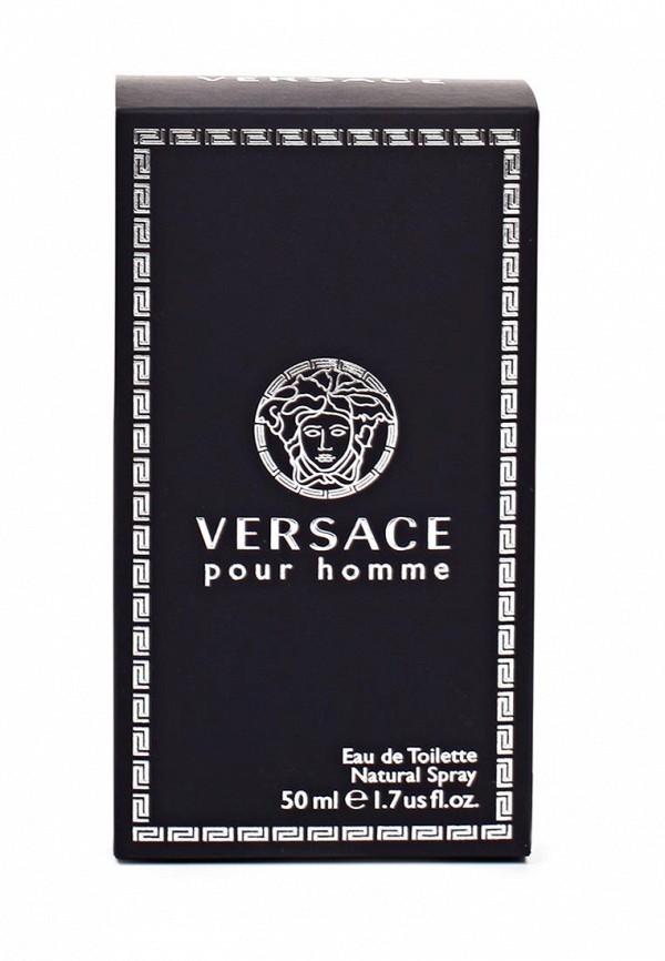 Туалетная вода Versace Pour homme 50 мл