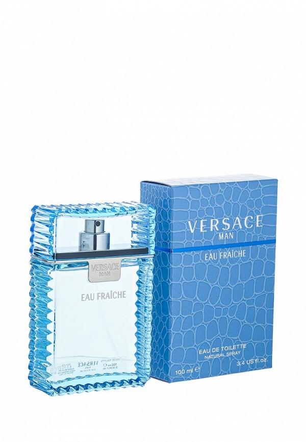 Здесь можно купить Eau Fraiche 100 мл  Туалетная вода Versace Для мужчин
