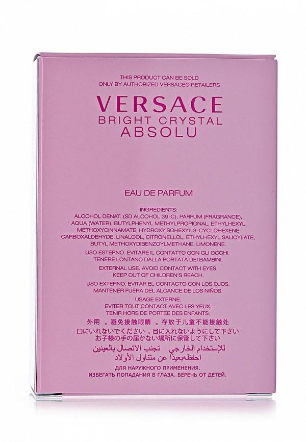 Парфюмерная вода Versace Bright Crystal Absolu 30 мл