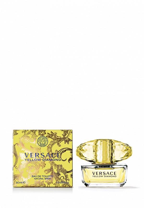 Туалетная вода Versace Yellow diamond 50 мл