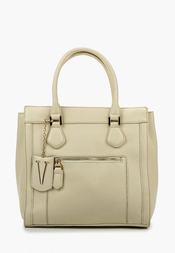 Сумка Vera Victoria Vito Vera Victoria Vito VE176BWIIP19 сумка женская zemsa цвет бежевый белый 102 176