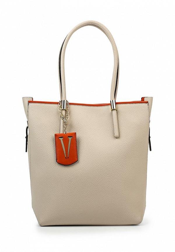 Сумка Vera Victoria Vito Vera Victoria Vito VE176BWSCT96 сумка женская zemsa цвет бежевый белый 102 176