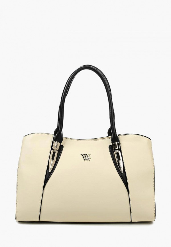 Сумка Vera Victoria Vito Vera Victoria Vito VE176BWSCU66 сумка женская zemsa цвет бежевый белый 102 176