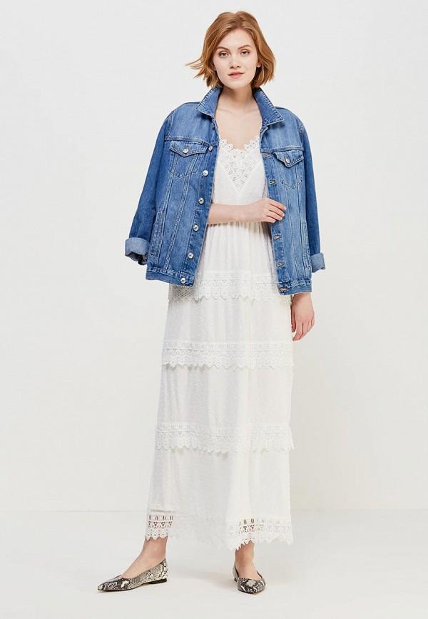 Платье Vero Moda Vero Moda VE389EWAFVB4 vero moda платье vero moda vero moda 10081252 2buy коричневый xl