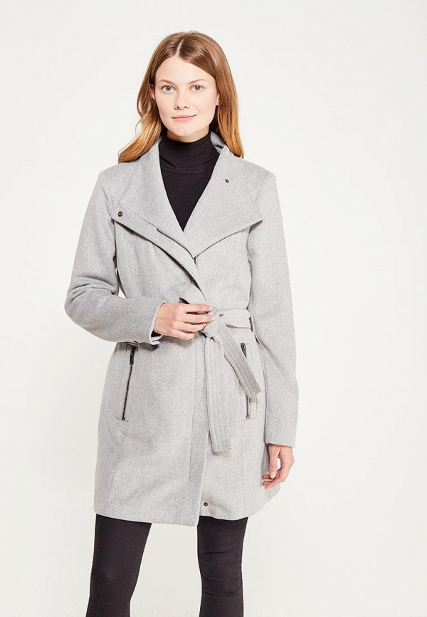 Пальто Vero Moda Vero Moda VE389EWKFT26 пальто vero moda vero moda ve389ewujn90