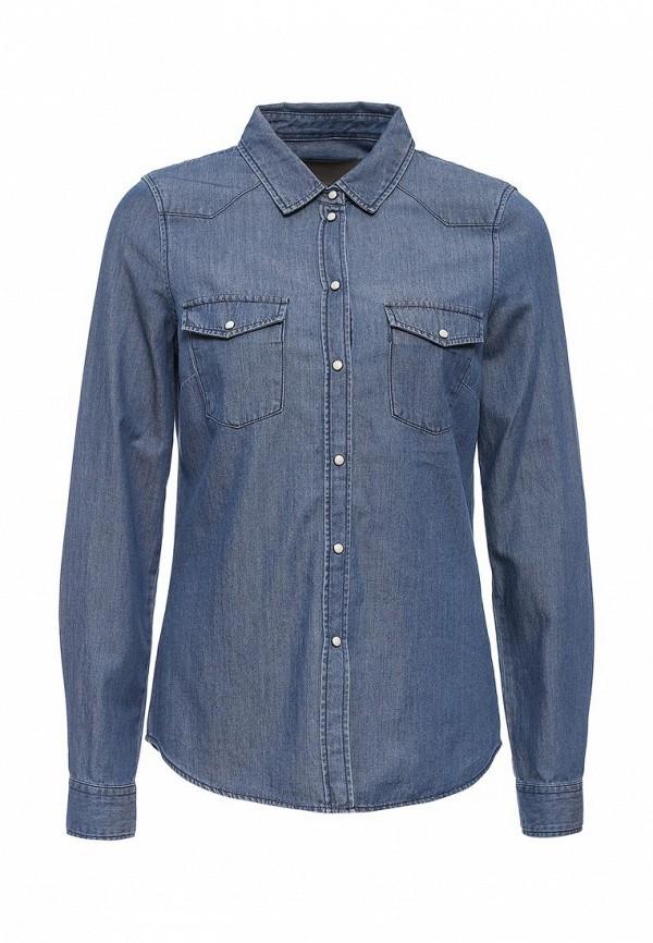 Рубашка джинсовая Vero Moda Vero Moda VE389EWKFT36