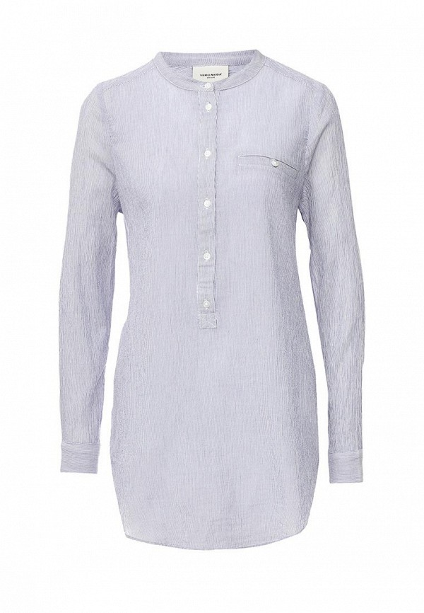 Рубашка Vero Moda Vero Moda VE389EWOLZ01 vero moda рубашка vero moda maloui модель 2719443