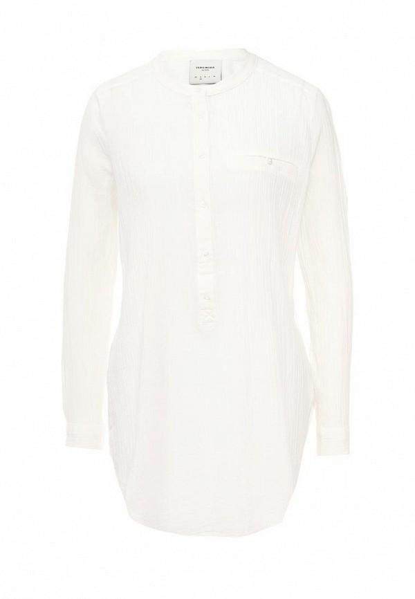 Рубашка Vero Moda Vero Moda VE389EWOLZ03 vero moda рубашка vero moda maloui модель 2719443