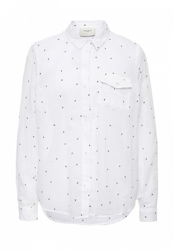 Рубашка Vero Moda Vero Moda VE389EWOLZ06