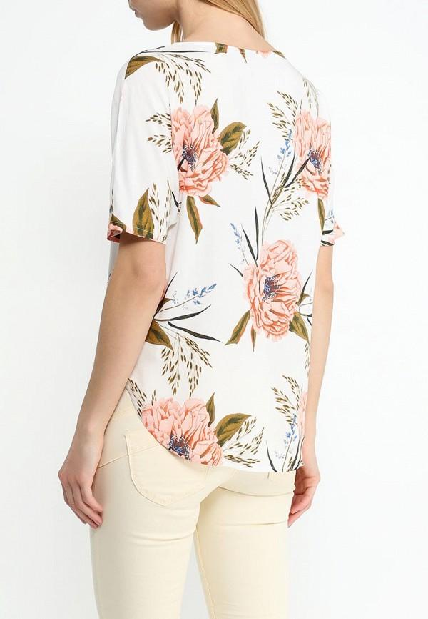 Фото 4 - женскую блузку Vero Moda белого цвета