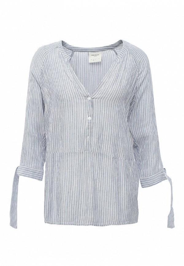 vero moda 10147438 pearl Блуза Vero Moda Vero Moda VE389EWPQG47