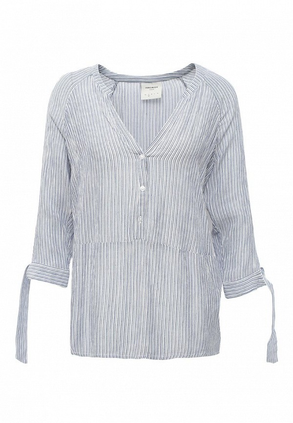 Блуза Vero Moda Vero Moda VE389EWPQG47 блуза vero moda vero moda ve389ewvbb51