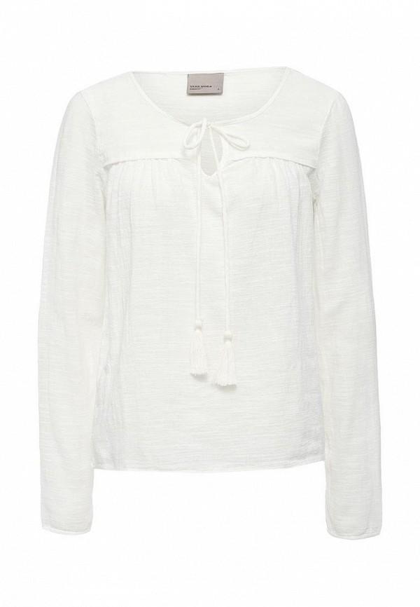 Блуза Vero Moda Vero Moda VE389EWPQH49 блуза vero moda vero moda ve389ewvbb51