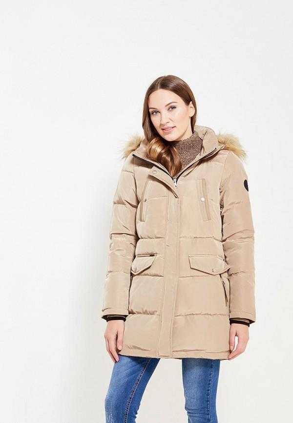 Куртка утепленная Vero Moda Vero Moda VE389EWUJN93 пальто vero moda vero moda ve389ewujn90