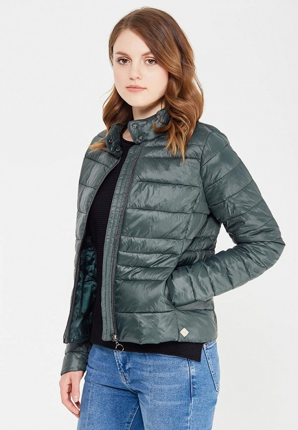 Куртка утепленная Vero Moda Vero Moda VE389EWUJO12 vero moda платье vero moda vero moda 10089101 2buy зеленый 42