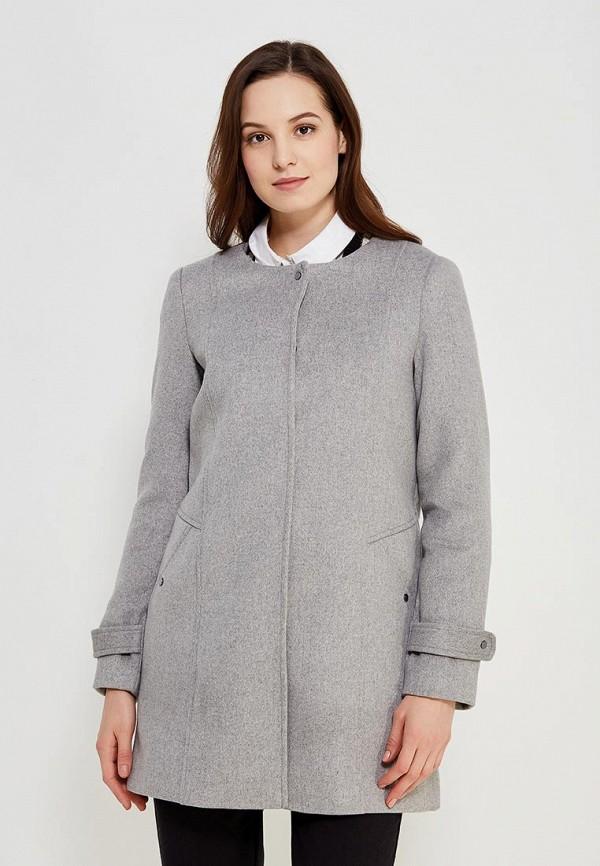 Пальто Vero Moda Vero Moda VE389EWUJY38 пальто vero moda vero moda ve389ewujn90