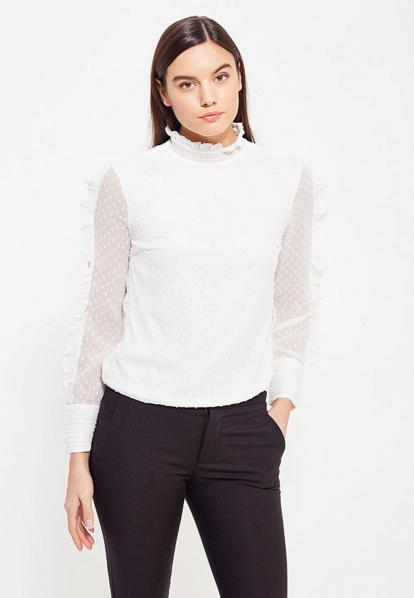 Блуза Vero Moda Vero Moda VE389EWVBA41 серьги vero moda