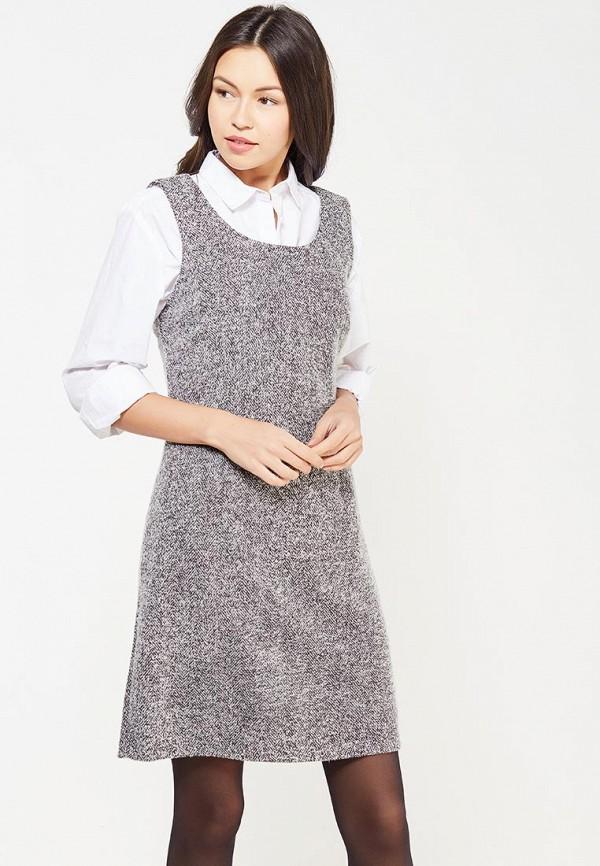 Платье Vero Moda Vero Moda VE389EWVBB58 vero moda платье vero moda vero moda eu v10081096 2buy серый 42