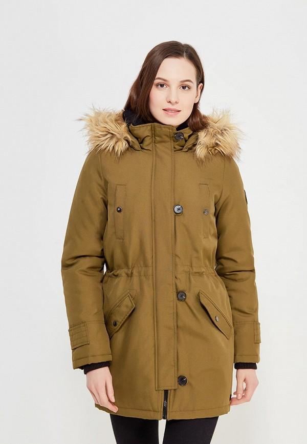 Куртка утепленная Vero Moda Vero Moda VE389EWVBB75 vero moda полусапоги и высокие ботинки