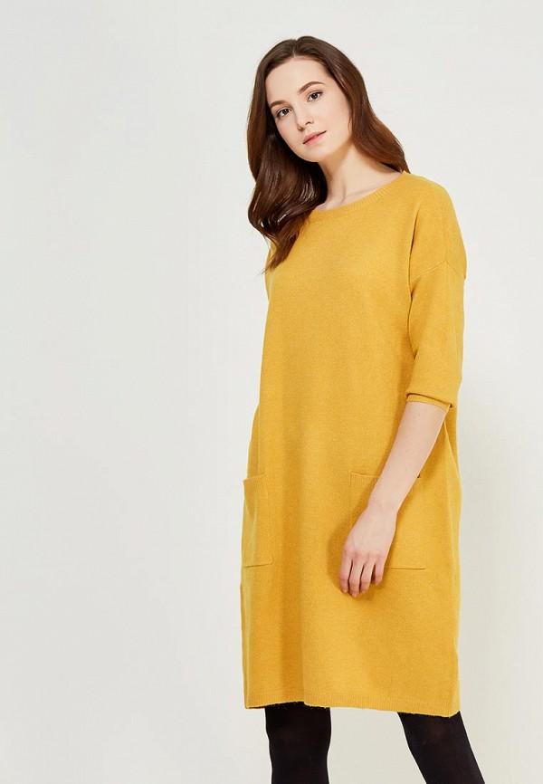 Платье Vero Moda Vero Moda VE389EWVBB76 vero moda платье vero moda vero moda 10081252 2buy коричневый xl