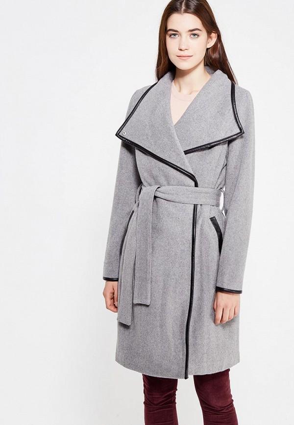 Пальто Vero Moda Vero Moda VE389EWVPI35 knot side wrap cami dress