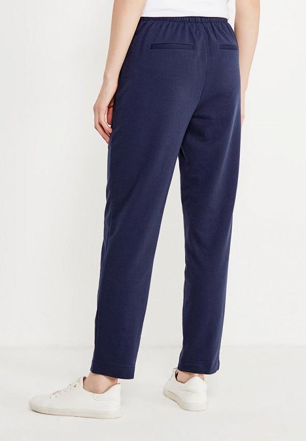 Фото 3 - женские брюки Vero Moda синего цвета