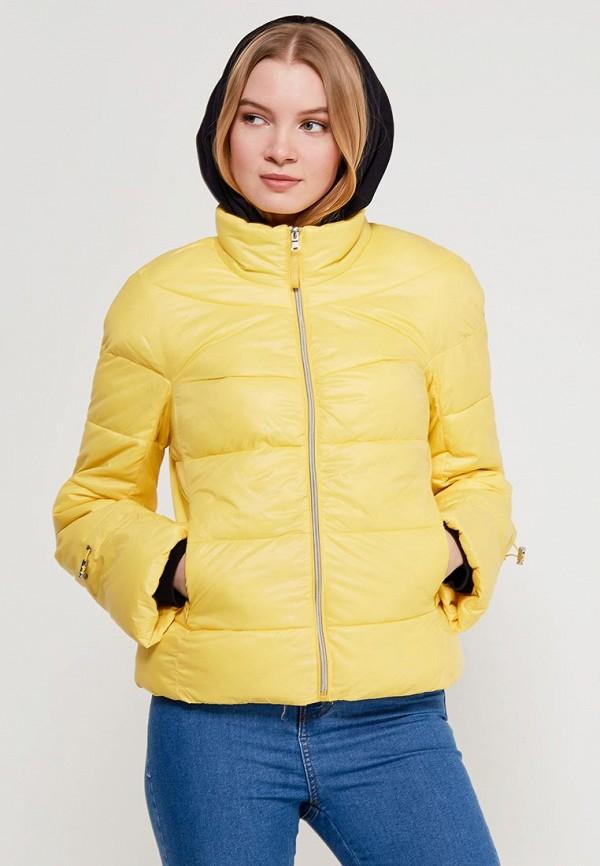 Куртка утепленная Vero Moda Vero Moda VE389EWZKS61 водолазка vero moda vero moda ve389ewujz42