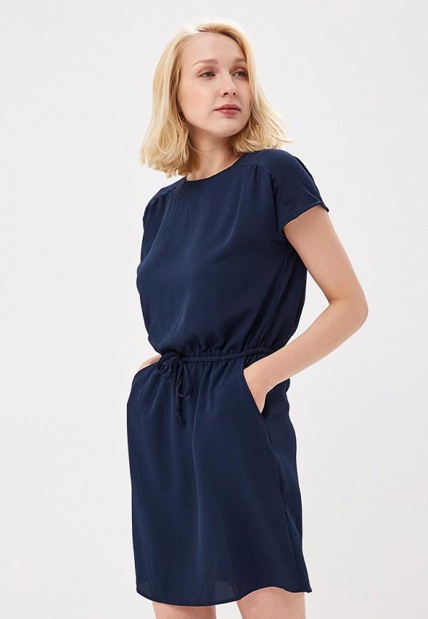 Купить Платье Vero Moda, VE389EWZKU04, синий, Весна-лето 2018