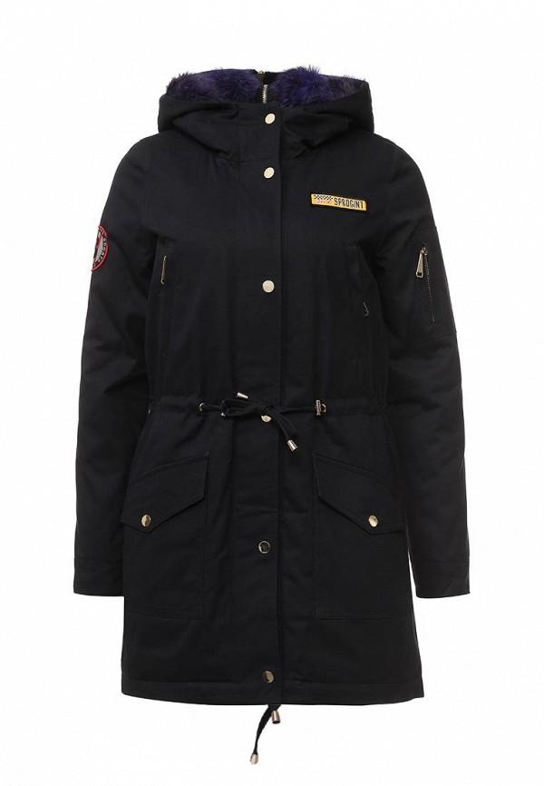 Утепленная куртка V&Florence 568