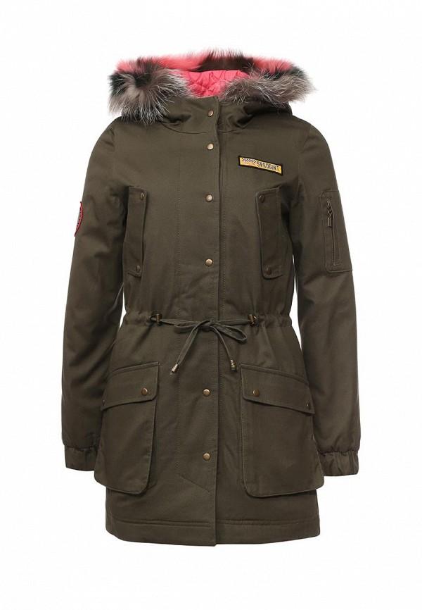 Утепленная куртка V&Florence 561