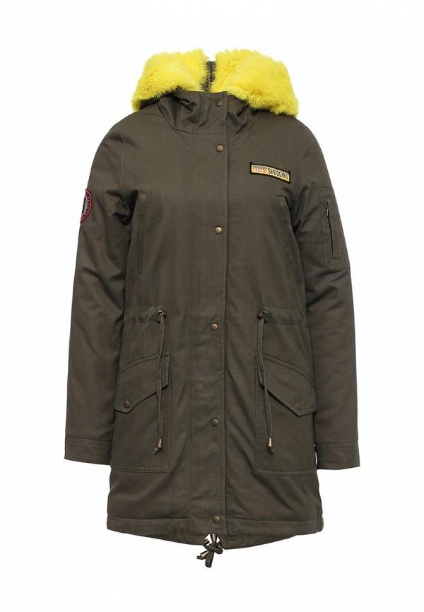 Утепленная куртка V&Florence 566