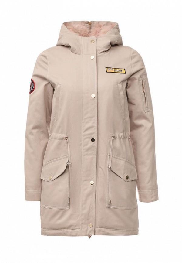 Утепленная куртка V&Florence 567