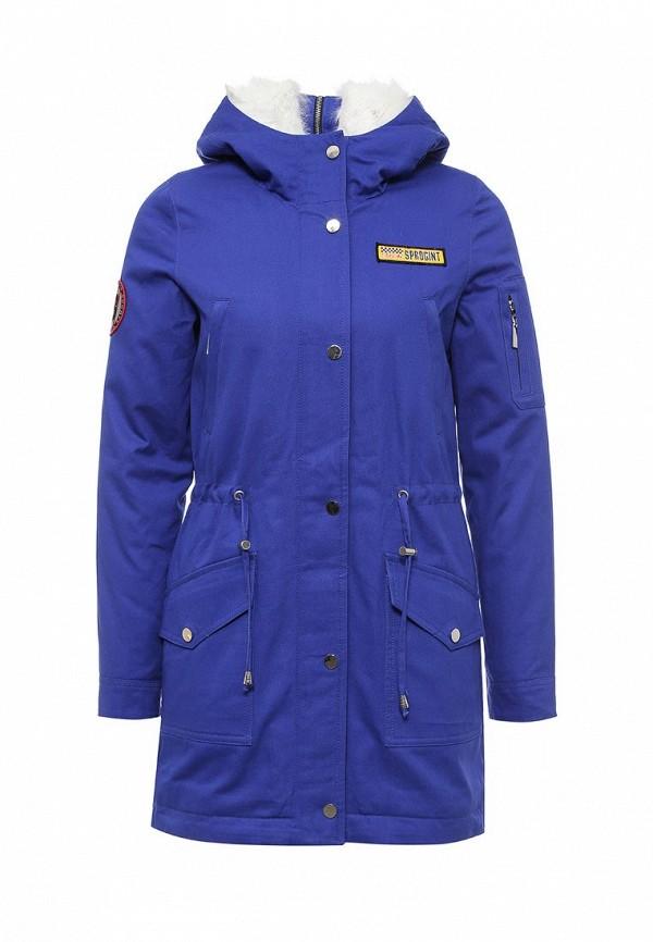 Утепленная куртка V&Florence 569