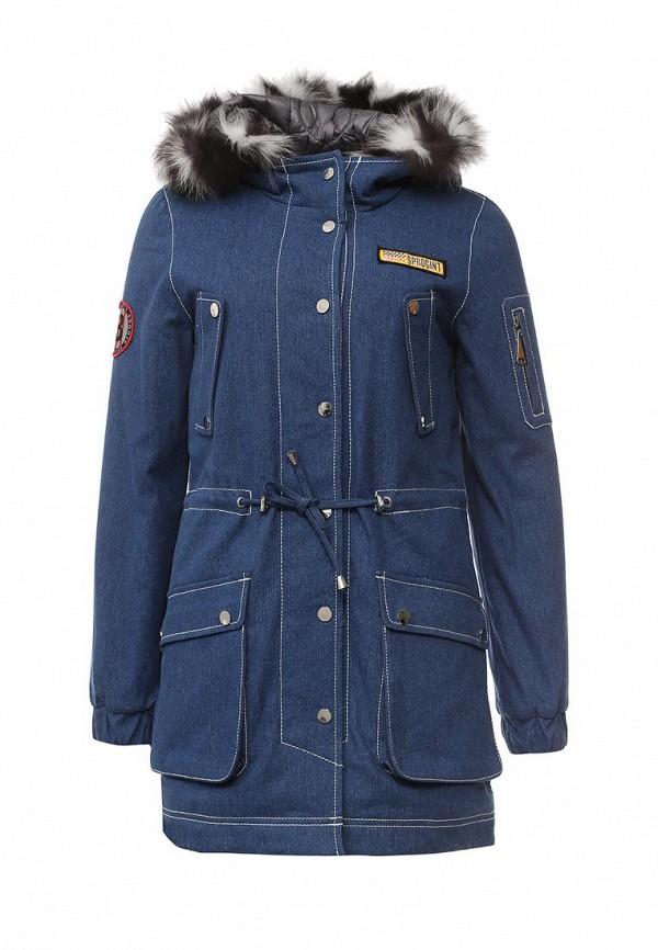 Джинсовая куртка V&Florence 573