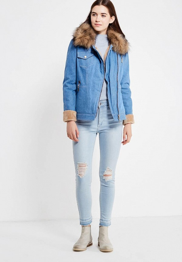 Фото Куртка утепленная V&Florence. Купить в РФ