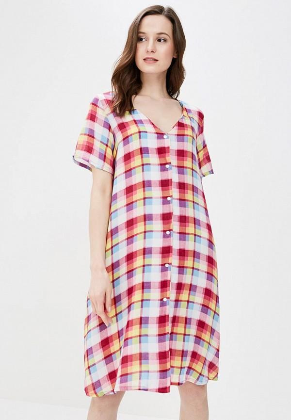 Платье домашнее Vis-a-Vis Vis-a-Vis VI003EWATYA4 платье домашнее vis a vis vis a vis vi003ewajgb2