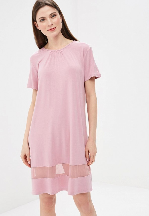 Купить Сорочка ночная Vis-a-Vis, VI003EWATYD6, розовый, Весна-лето 2018