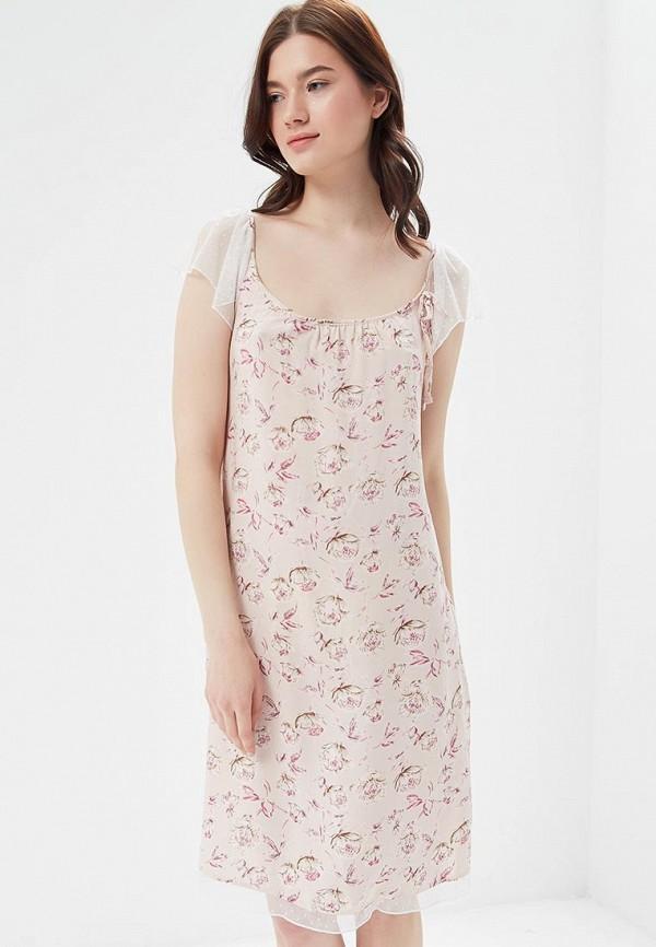 Купить Сорочка ночная Vis-a-Vis, VI003EWATYD7, розовый, Весна-лето 2018