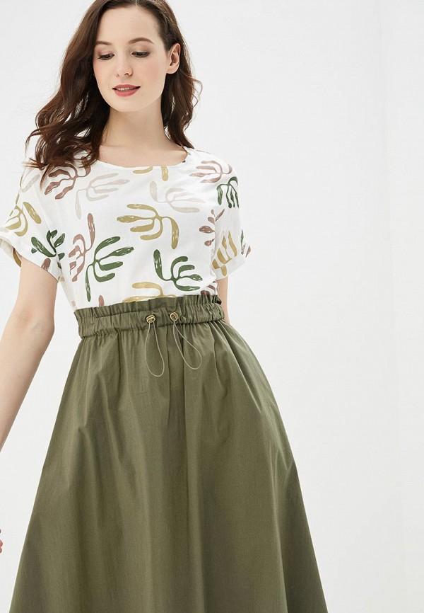 Купить Блуза Vis-a-Vis, VI003EWAZYN1, белый, Весна-лето 2018