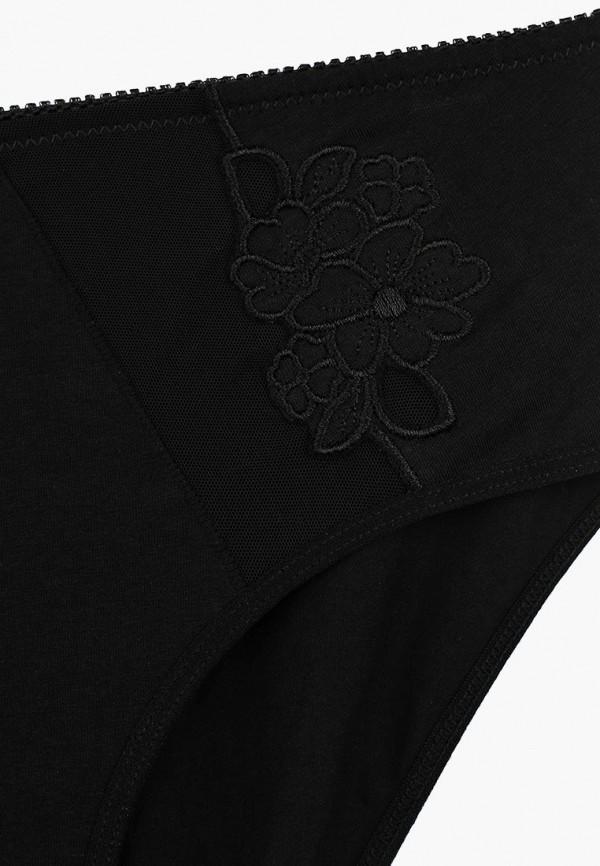 Фото 5 - женские трусы Vis-a-Vis черного цвета