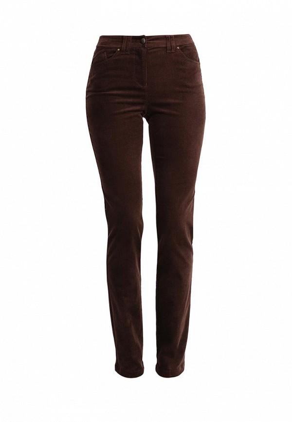 Женские зауженные брюки Vis-a-Vis P3100/BROWN