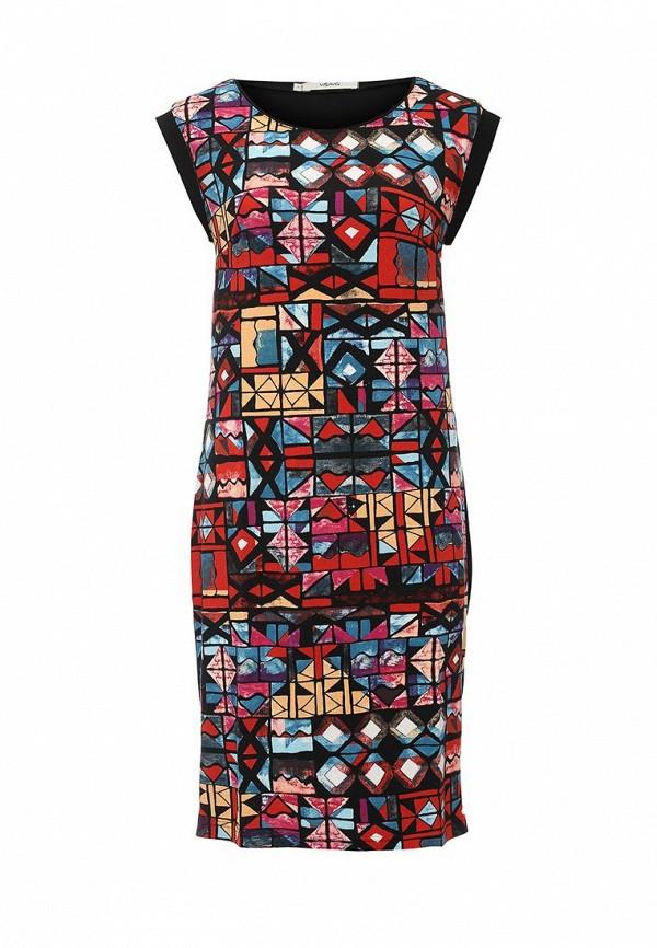 Платье-миди Vis-a-Vis DR6195 BLACK