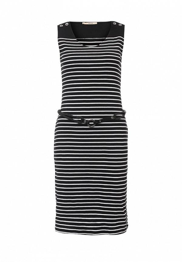 Платье-миди Vis-a-Vis DR6251 BLACK