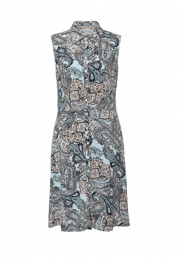 Платье-миди Vis-a-Vis D3265 BLUE